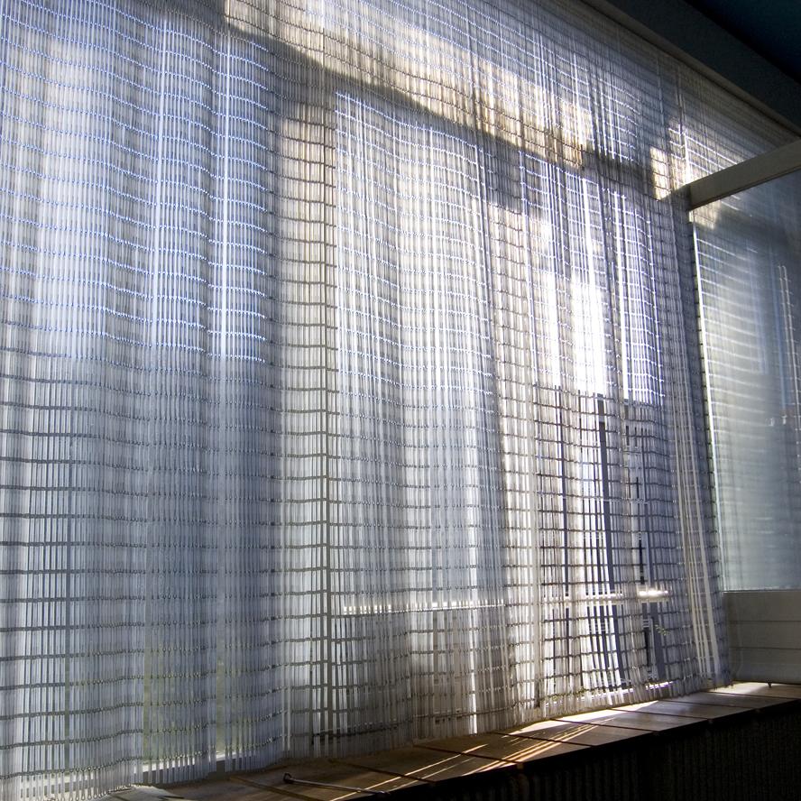 vitrage alternative beaded curtain acoustic design partition