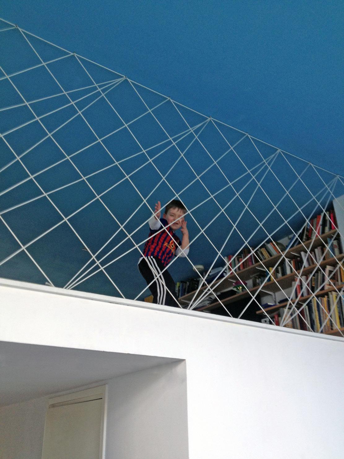 safety net, custom design