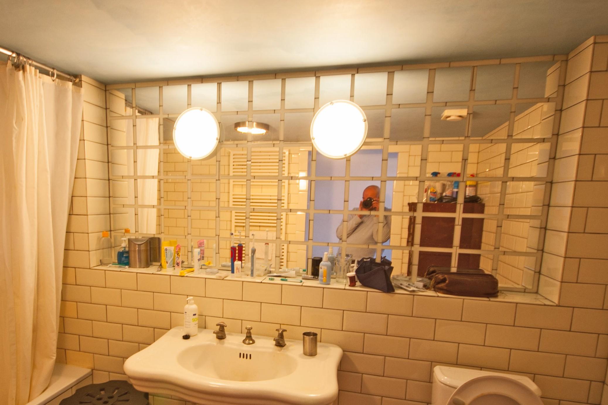 Spiegelwand - Ruimtelijke ontwerp oplossingen